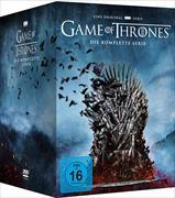 Cover-Bild zu Game of Thrones: Die komplette Serie