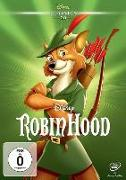 Cover-Bild zu Robin Hood - Disney Classics 20 von Reitherman, Wolfgang (Reg.)