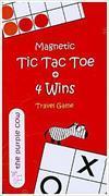 Cover-Bild zu Magnetic Tic Tac Toe + 4 Wins von Semadar, Innna (Illustr.)