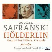Cover-Bild zu Safranski, Rüdiger: Hölderlin (Audio Download)