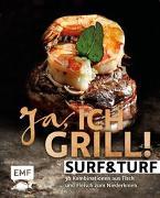 Cover-Bild zu Ja, ich grill - Surf and Turf