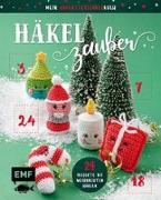 Cover-Bild zu Mein Adventskalender-Buch: Häkelzauber