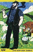 Cover-Bild zu Inglin, Meinrad: Der schwarze Tanner (eBook)