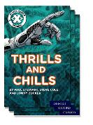 Cover-Bild zu Zucker, Jonny: Project X Comprehension Express: Stage 3: Thrills and Chills Pack of 15