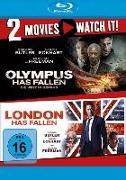 Cover-Bild zu Rothenberger, Creighton: Olympus Has Fallen & London Has Fallen
