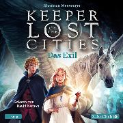 Cover-Bild zu Messenger, Shannon: Keeper of the Lost Cities - Das Exil (Keeper of the Lost Cities 2) (Audio Download)