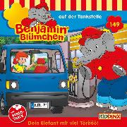 Cover-Bild zu Andreas, V.: Benjamin Blümchen - Folge 149: Auf der Tankstelle (Audio Download)
