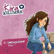 Cover-Bild zu Bornstädt, M. von: Kira Kolumna - Folge 1: Umzugsalarm (Audio Download)