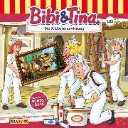 Cover-Bild zu Dittrich, M.: Bibi & Tina - Folge 103: Die Schlossrenovierung (Audio Download)