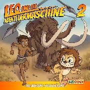 Cover-Bild zu Arnold, Matthias: Leo und die Abenteuermaschine Folge 2: Leo und das Rätsel der Wandmalerei (Audio Download)