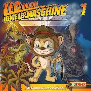 Cover-Bild zu Arnold, Matthias: Leo und die Abenteuermaschine - Folge 1: Leo - Wie alles begann (Audio Download)