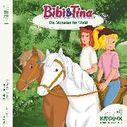 Cover-Bild zu Gürtler, Stephan: Bibi & Tina - Hörbuch: Ein Monster im Wald (Audio Download)