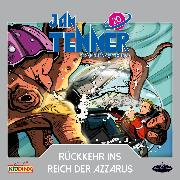 Cover-Bild zu Hayes, Kevin: Jan Tenner - Der neue Superheld - Folge 20: Rückkehr ins Reich der Azzarus (Audio Download)
