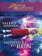 Cover-Bild zu Hansen, Valerie: Nowhere to Run (eBook)