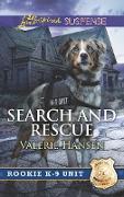 Cover-Bild zu Hansen, Valerie: Search And Rescue (eBook)