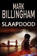 Cover-Bild zu Billingham, Mark: Slaapdood (eBook)
