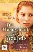 Cover-Bild zu Stöhr, Heike: Die Handschrift des Teufels (eBook)