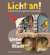 Cover-Bild zu Fuhr, Ute (Illustr.): Unter der Stadt
