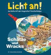 Cover-Bild zu Delafosse, Claude: Schätze und Wracks