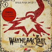 Cover-Bild zu Burghardt, Paul: Wayne McLair - Fassung mit Audio-Kommentar, Folge 4: Die Stimme (Audio Download)