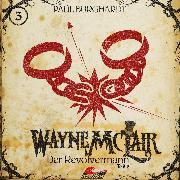 Cover-Bild zu Burghardt, Paul: Wayne McLair, Folge 3: Der Revolvermann, Pt. 2 (Audio Download)