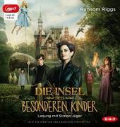 Cover-Bild zu Riggs, Ransom: Die Insel der besonderen Kinder