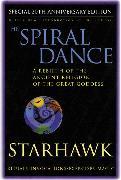 Cover-Bild zu Starhawk: Spiral Dance, The - 20th Anniversary