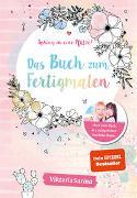 Cover-Bild zu ViktoriaSarina: Spring in eine Pfütze! Das Buch zum Fertigmalen