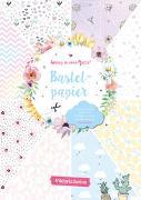 Cover-Bild zu ViktoriaSarina: Spring in eine Pfütze! Bastelpapier
