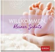 Cover-Bild zu Erath, Irmgard: Willkommen, kleiner Schatz