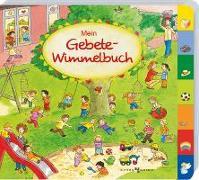 Cover-Bild zu Erath, Irmgard: Mein Gebete-Wimmelbuch
