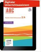 Cover-Bild zu ABC Lernlandschaft 3/4 - Digitaler Unterrichtsassistent von Bode-Kirchhoff, Nina