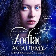 Cover-Bild zu Auburn, Amber: Zodiac Academy, Episode 4 - Die Treue des Krebses (Audio Download)