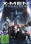 Cover-Bild zu Bryan Singer (Reg.): X-Men - Apocalypse