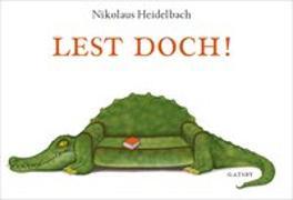 Cover-Bild zu Lest doch! von Heidelbach, Nikolaus