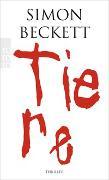 Cover-Bild zu Tiere von Beckett, Simon