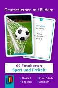 Cover-Bild zu Deutschlernen mit Bildern - Sport und Freizeit von Redaktionsteam Verlag an der Ruhr