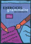 Cover-Bild zu Exercices de grammaire en contexte. niveau avancé