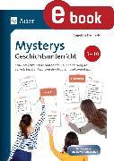 Cover-Bild zu Mysterys Geschichtsunterricht 5-10 (eBook) von Kaufhold, Angelika