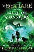 Cover-Bild zu Vega Jane and the Maze of Monsters von Baldacci, David