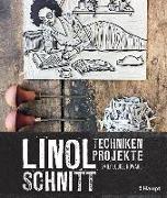 Cover-Bild zu Linolschnitt - Techniken und Projekte von Howard, Emily Louise