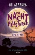 Cover-Bild zu Sparkes, Ali: Die Nachtflüsterer - Das Beben