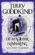 Cover-Bild zu Goodkind, Terry: Die Magie der Erinnerung - Das Schwert der Wahrheit