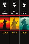 Cover-Bild zu Goodkind, Terry: A Sword of Truth Set: The Chainfire Trilogy (eBook)