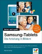 Cover-Bild zu Samsung-Tablets (eBook) von Heiting, Mareile