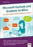 Cover-Bild zu Microsoft Outlook und OneNote im Büro (eBook) von Heiting, Mareile