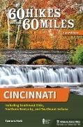 Cover-Bild zu 60 Hikes Within 60 Miles: Cincinnati (eBook) von York, Tamara
