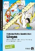 Cover-Bild zu Einfache Mathe-Geschichten: Längen von Rosenkranz, Claudia