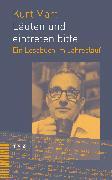 Cover-Bild zu Marti, Kurt: Läuten und eintreten bitte (eBook)