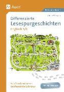 Cover-Bild zu Differenzierte Lesespurgeschichten Englisch 5-6 von Sarrach, Denise